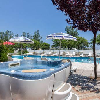 Vasca Idromassaggio Hotel Britannia