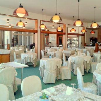 Sala Ristorante Hotel Britannia